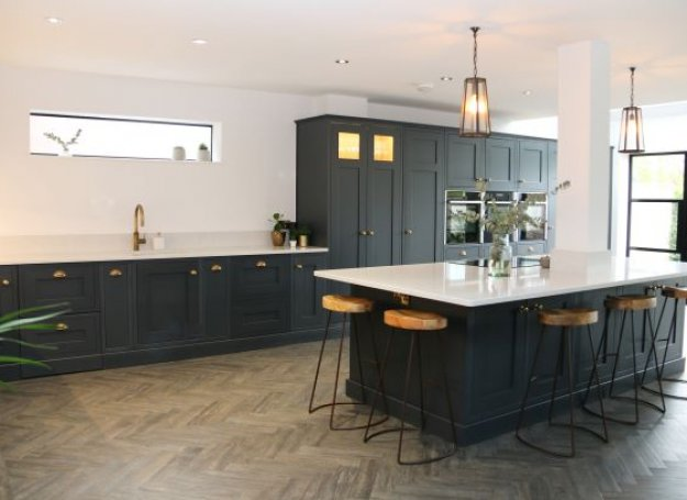 Painted Kitchens Charnwood Kitchens