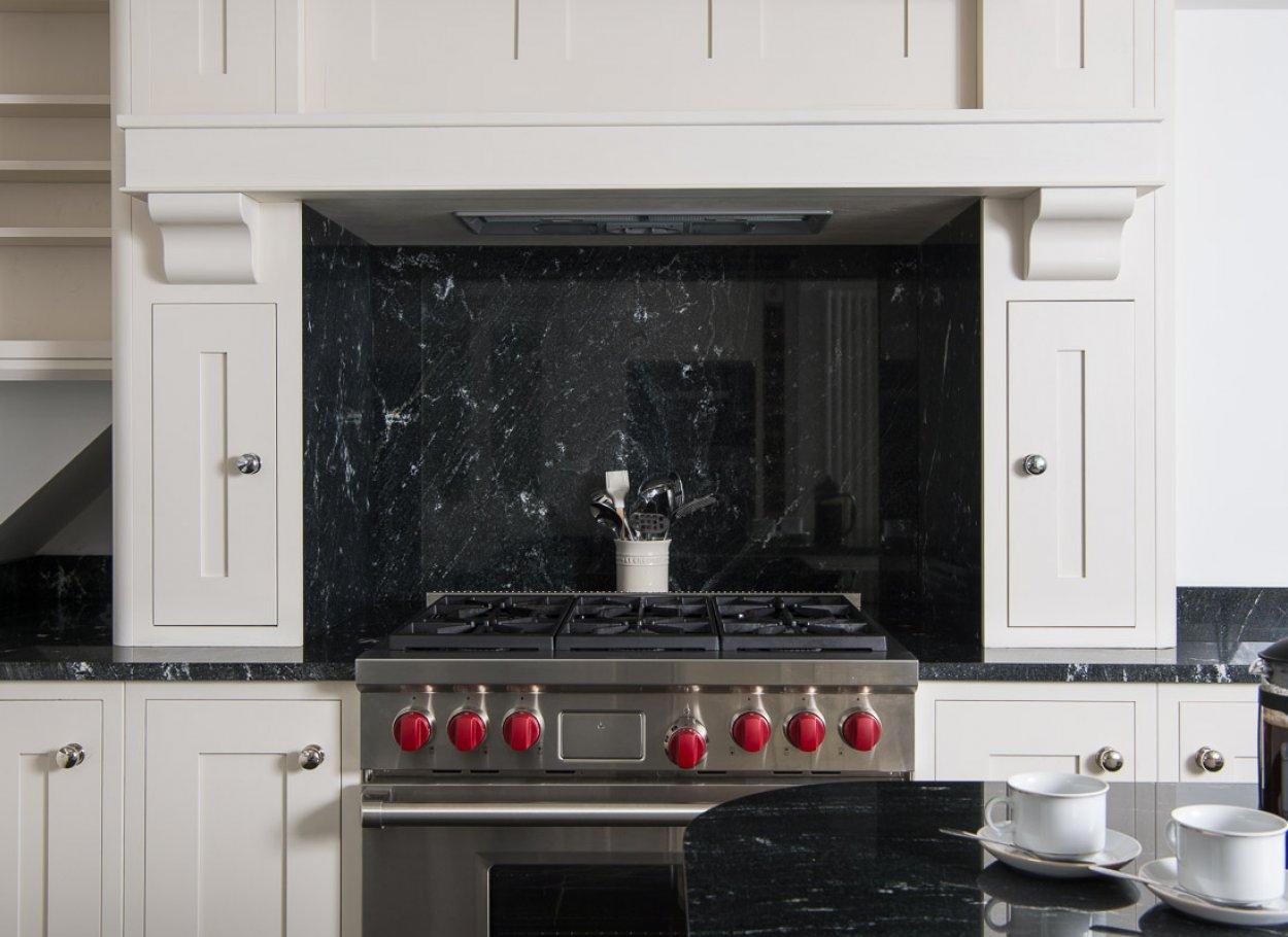 7802d5048 Slipper Satin Painted Kitchen - Charnwood Kitchens