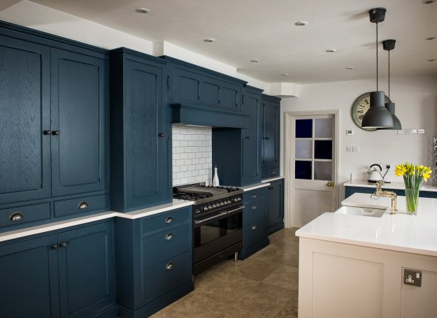 Farrow Ball Stiffkey Blue Kitchen Ecosia